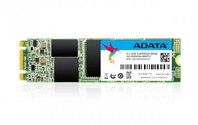 SSD ADATA ASU800NS38-256GT-C, 256 GB, Serial ATA III, 560 MB/s, 520 MB/s, 6 Gbit/s