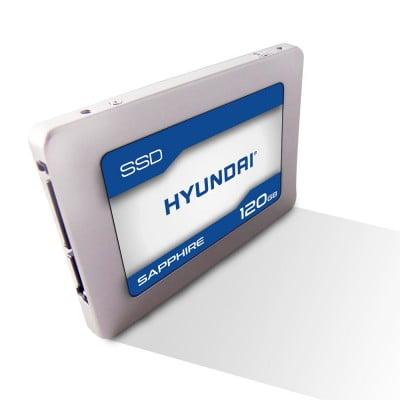 SSD HYUNDAI C2S3T/120G , 120 GB, Serial ATA III, 521 MB/s, 423 MB/s, 6 Gbit/s