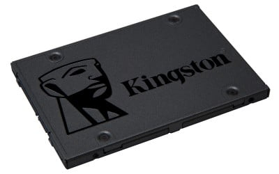 SSD Kingston Technology SA400S37/240, 240 GB, Serial ATA III, 500 MB/s, 350 MB/s, 6 Gbit/s