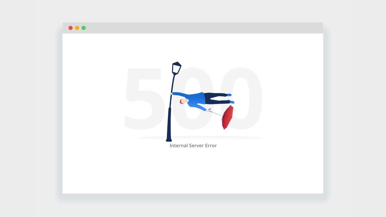 Error 500 en artículos de Joomla o página en blanco