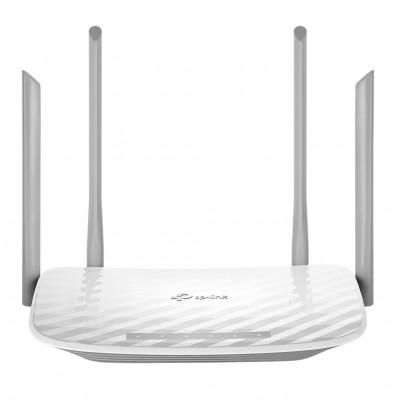 Router TP-LINK Archer C50, 2.4 GHz / 5 GHz, Externo, 2
