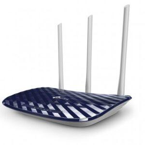 Router TP-LINK Archer C20, 2.4 GHz / 5 GHz, Externo, 2