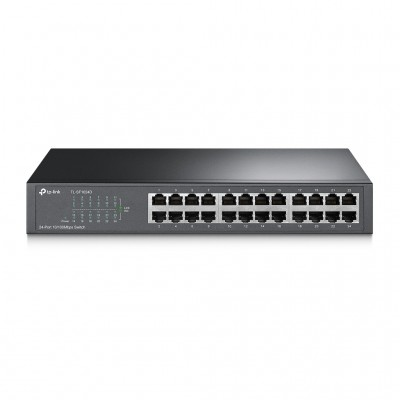 SWITCH TP-LINK TL-SG1024D, GRIS, 14,6 W