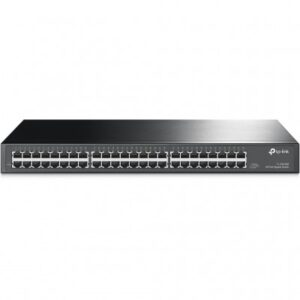 SWITCH TP-LINK, GRIS, 10/100/1000 MBPS, 48PTOS, RACK